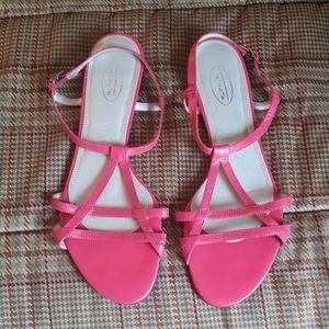 🌺TALBOTS Pink Sandals
